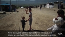 Yazidi Refugees Continue to Feel Threatened by IS