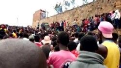 HCR Yeguriye Leta y'u Rwanda Imyigaragambyo y'Impunzi.
