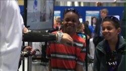 Đại hội Khoa học Kỹ thuật ở Mỹ truyền cảm hứng cho thế hệ trẻ
