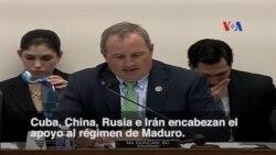 Jeff Duncan habla de influencia de Cuba en Venezuela