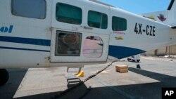 سیستم لیزری بر روی هواپیمای سبک حمل میشود
