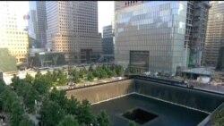 美國人紀念9/11週年