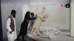 Giới khảo cổ bàng hoàng vì IS phá hủy cổ vật Iraq