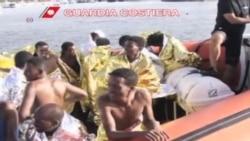 約3百名非洲尋求避難者在海難中死亡或失蹤