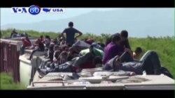 Tổng thống Obama yêu cầu 3,7 tỷ đôla để ứng phó khủng hoảng nhập cư