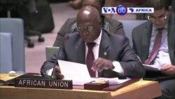 Manchetes Africanas 10 Novembro 2015