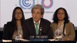 UN CLIMATE CHANGE SOTVO