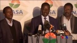 肯尼亞總統接近競選連任 對手指選舉有詐 (粵語)