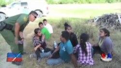 AQSh-Meksika chegarasidagi yashirin yo'llar - qoradori savdosi - US/Southern Border