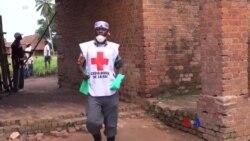 2018-05-10 美國之音視頻新聞: 世衛組織出錢出人協助剛果抗擊伊波拉病毒