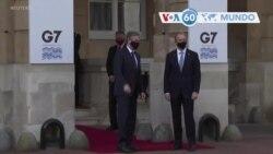 Manchetes mundo 5 Maio: MNEs do G7 e convidados reúnem em Londres; delegação da Índia não está pessoalmente devido a COVID-19