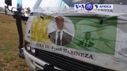 Manchetes Africanas 21 Julho 2017: Ruanda em campanha eleitoral com acusações de intimidação