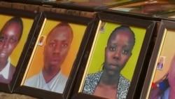 肯尼亞莫伊大學紀念恐怖襲擊一週年