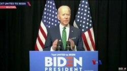 အဂၤါေန႕ ဒီမိုကရက္တစ္ပါတီတြင္း ေ႐ြးေကာက္ပြဲ Joe Biden အနိုင္ရ