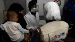 2017-12-11 美國之音視頻新聞: 聯合國機構緊急呼籲撤離敘利亞郊區137名病童
