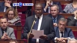 VOA60 AFIRKA: Dan Majalisar Dokokin Faransa Max Mathiasin, Yayi Kira Ga Faransa Da Kasashen Turai