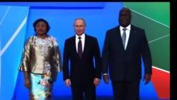 Poutine ayambi F. Tshisekedi na molongani wa ye D. Nyakeru (bilili)