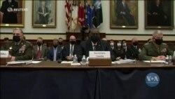 Час-Тайм. Міністр оборони США відвідає Україну