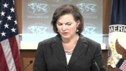 ABD'den Suriye'ye Sert Kınama
