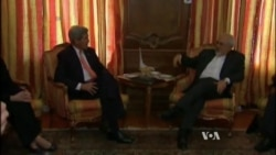 Kerry Visits Iranian Diplomatic Residence