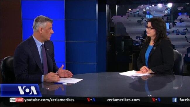 Thaçi: Kosova ka qenë, është dhe do të mbetet shembull i bashkëpunimit me drejtësinë ndërkombëtare