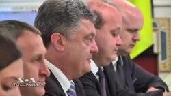 Порошенко начал переговоры с Россией
