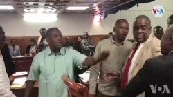 Ayiti: Prezantasyon Enonse Politik Jeneral Jean Michel Lapin an Toujou nan yon Enpas nan Sena a