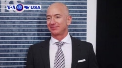 VOA60 America - Enquirer Says it Will Investigate Bezos Extortion Claims