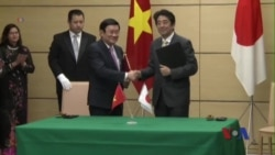 Việt-Nhật tăng cường hợp tác về an toàn hàng hải