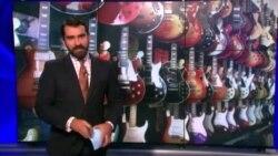 Гитары Рика Келли
