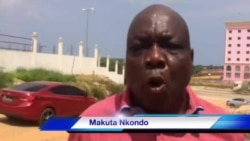 Makuta Nkondo apelas aos jovens a manifestarem-se
