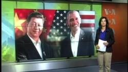 اوباما و همتای چینی باهم ملاقات کردند