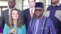 La Fondation Gates va investir 45 millions de dollars au Burkina Faso (vidéo)