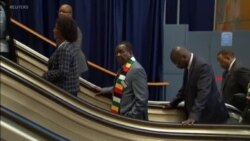 Zimbabwe President Attends United Nations General Assembly in New York