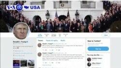 Manchetes Americanas 2 Janeiro 2018: Trump e o tweet qiue irritou o Paquistão