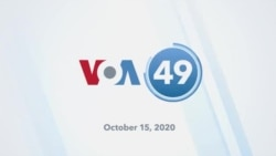 VOA60 Africa - Guineans head to the polls on Sunday