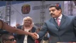 Maduro acusa a EE.UU.