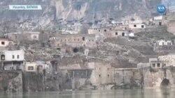 Baraj Suları Hasankeyf'te
