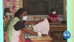 Les ivoiriens ont voté dans le calme