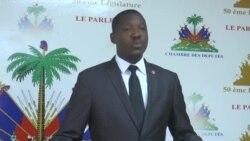 Ayiti-Eleksyon: Deklarasyon Depite Abel Descollines sou Sitiyasyon Sosyo-Politik la an Ayiti
