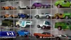 Koleksioni i pazakontë i makinave lodër