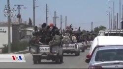 هێزەکانی سوریای دیموکرات پـێشڕەوی زیاتر بۆ ناو شاری مەنبج دەکەن