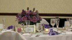 Đám cưới của người Mỹ: Lớn và tốn kém