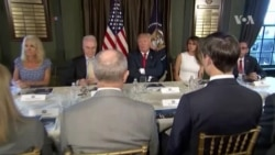 """Tillerson: """"No hay amenaza de guerra"""""""