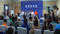 中國船難家屬不滿當局處理方式
