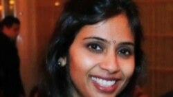 印度女外交官柯布拉加德離開美國
