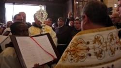 Vaticano donó un trozo de madera del pesebre donde nació Jesús