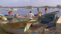 Palestinian Fishermen Face Borders and Bullets