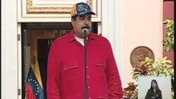 Maduro reaccionó ante comentarios de Trump en la ONU