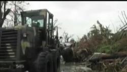 国际社会加紧救援菲律宾台风灾区